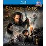 Filme Blu-ray - Senhor Dos Anéis: O Retorno Do Rei - Lacrado
