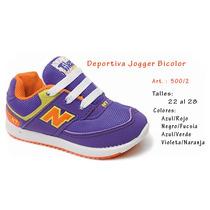 Zapatillas New Tilers Deportivas Oferta 22/28 Niz´s Calzados