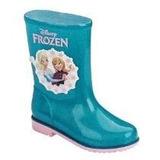 Frozen Bota Infantil Galocha Disney Promoção Com Qualidade