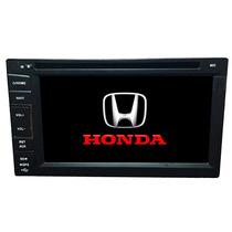 Central Multimídia Honda Fit 2003 2004 2005 2006 2007 2008