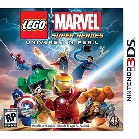 Jogo Lego: Marvel Super Heroes - Nintendo 3ds