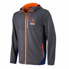 Campera Ktm Factory Red Bull Original Solomototeam