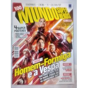 Mundo Dos Super Heróis N° 100