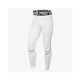 Lycra Leggins Mallas Nike Pro Blancos