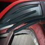 Para Honda Cr-v 12 13 14 15 16 Lluvia/viento Protector Vent
