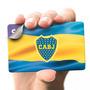 Skin Para Tarjeta Sube Bandera Boca By Boca Juniors
