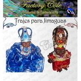 Santeria Jimaguas Trajes Y Coronas De Lujo Factorycole