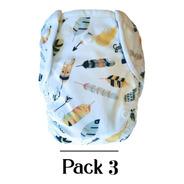 Pañales Ecológicos - Pack 3