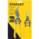 Set Tijeras Stanley Bds6869 Forjadas Poda Y Floricultura