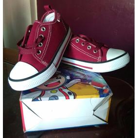 Zapatos Apolito Para Niños Originales Tipo Converse