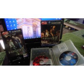 Resident Evil 0 Japonês Original Game Cube