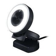 Webcam Razer Kiyo Ring Light Video 1080p 4mp Streaming Usb