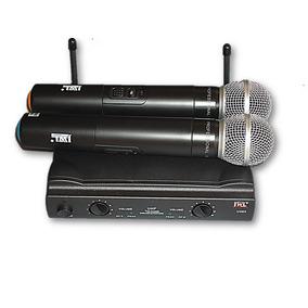 Microfone Duplo S Fio Jwl U 585 Top Melhor Preço Aproveitem