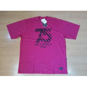 Camiseta Especial Oakley Surf Addic Kanui - Camisetas Manga Curta ... f1446bd7f4