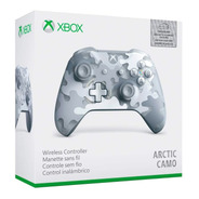 ..:: Control Inalámbrico Xbox One Artic Camo ::.. Game C