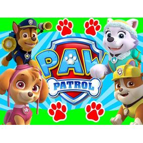 Kit Imprimible Candy Bar Paw Patrol Nene Golosinas Y Mas