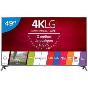 Smart Tv Led 49 Lg 4k/ultra Hd 49uj6565 Webos