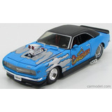 1968 Chevrolet Camaro Z 28 Maisto All Stars Escala 1:24
