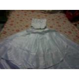 Vendo Vestido De Novia Barato Para Dama Delgada