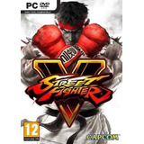 Street Fighter V Deluxe Edition Pc Español Oferta