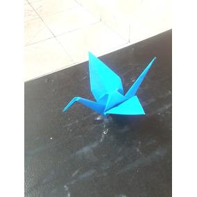 Origamis Tsurus 100 Un. De 10 Cm Coloridos Pronta Entrega