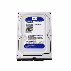 Hd Int. 500gb Western Digital Blue Sata3 7.2k 32mb Wd5000azl