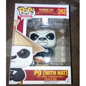 Funko Pop Kung Fu Panda Po (sombrero) Envio Gratis