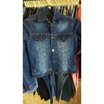 Nueva Campera De Jeans Tucci