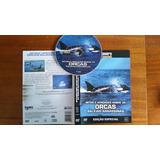 Orcas Baleias Assassinas - Mitos E Verdades Dvd Original