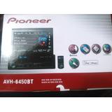 Reproductor Pioneer Avh-6450bt 1 Dim Pantalla Tactil Bluetoh