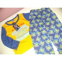 Pijamas De Niños Suéter Manga Larga Y Mono