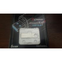 Memoria Flash Pendrive 32gb Y 64gb Kingston Usb 3.0/2.0 Orig