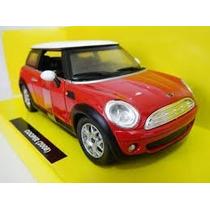 Carro Mini Cooper - 1:24 - Dtc (colecionadores)