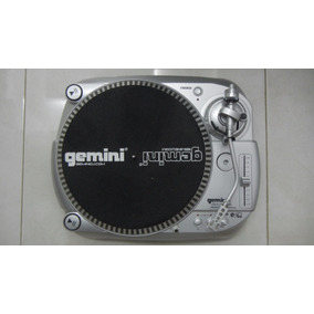 Toca Disco Acetato Vinil Geminis Tt 1100 Usb
