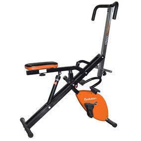 Magic Crunch Body Toner 2 En 1 Abdomen Y Bicicleta Slim