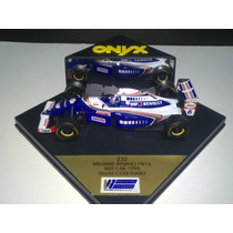 1/43 Onyx F1 Williams Fw16 Test D. Coulthard 1995 Formula 1