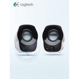 Parlantes Estereo Logitech Z120, Interfaz:usb, Controles: Vo
