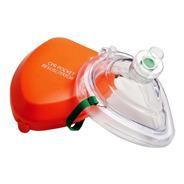 Mascara Pocket P/ Rcp Ressuscitador Cardio Pulmonar Headstar