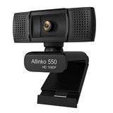 Cámara Web De Alta Definición 1080p Con Micrófono