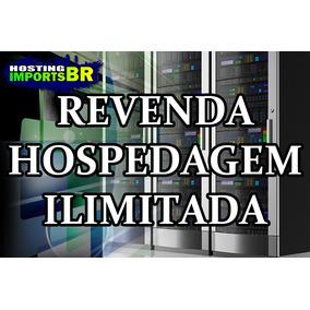 Revenda De Hospedagem Ilimitada Super Promoção + Whmcs
