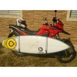 Rack Suporte Honda Xre 190 Transporte Prancha Surf Moto