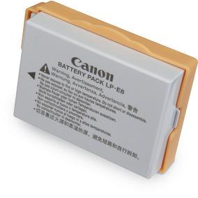 Canon Lp-e8 Batería Original Nueva Para T5i T4i T3i Nuevo