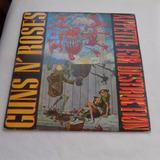 Lp Guns And Roses Appetite For Destruction Frete Grátis
