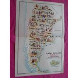 Mapas Escolares Billiken Costumbres Y Trajes Tipicos