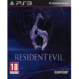 Resident Evil 6 Ps3 Fisico Nuevo Xstation