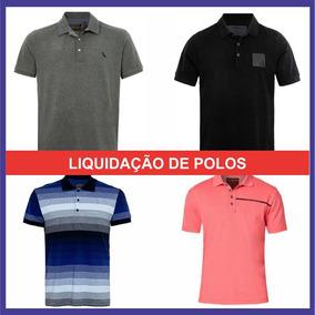 Camisa Polo Ellus Calvin Klein Aramis Ellus Originais