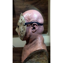 Máscara De Látex - Jason Voorhees