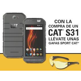 Promoción Celular Smartphone Caterpillar S31 Y Lentes Sport