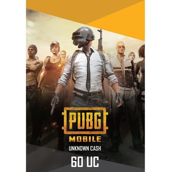 60 Uc Pubg Mobile