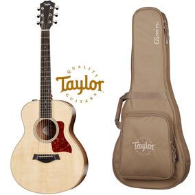 Violão Elétrico Taylor Gs Mini-e Walnut Natural C/ Bag
